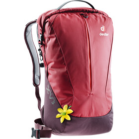 Deuter W's XV 3 SL Backpack cranberry-aubergine